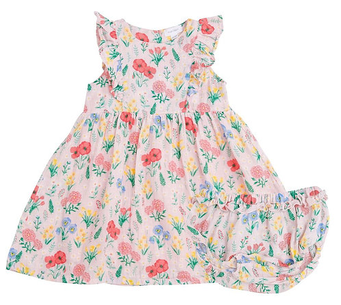 Floral Sundress - Baby