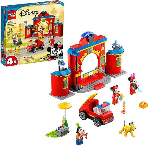 LEGO Disney Mickey and Friends – Mickey & Friends Fire Truck & Station