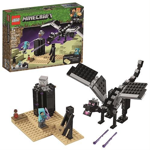 LEGO Minecraft; The End Battle