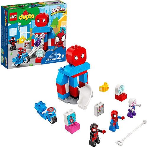 LEGO DUPLO Marvel Spider-Man Headquarters