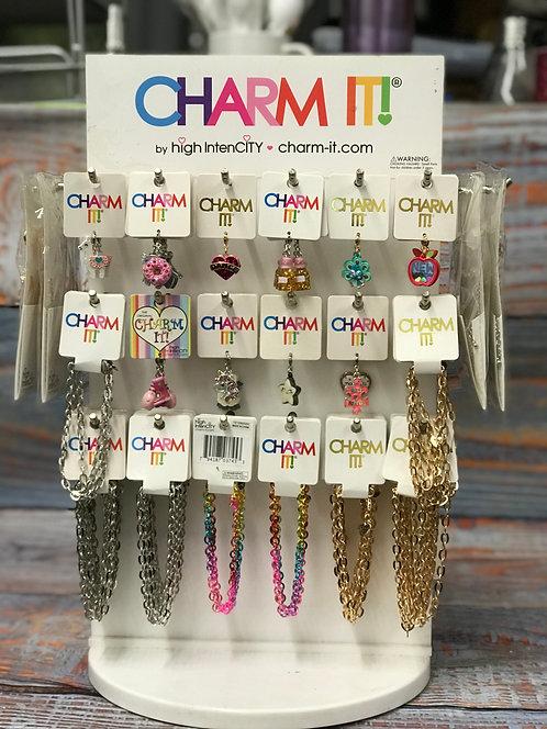 Charm Braclets & Charms