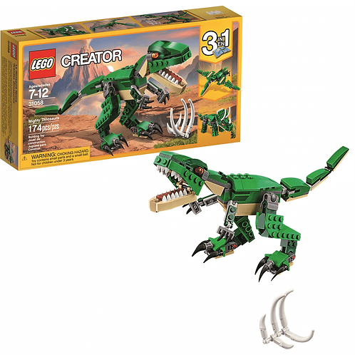 LEGO Creator: Mighty Dinosaurs