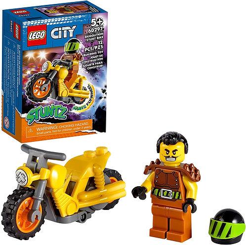 LEGO City Demolition Stunt Bike