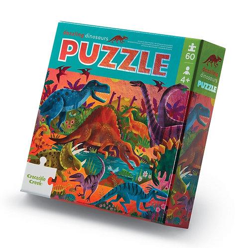 Crocodile Creek 60 pc Puzzle