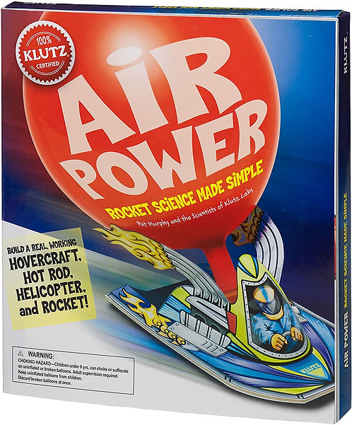 Air Power Rocket Science