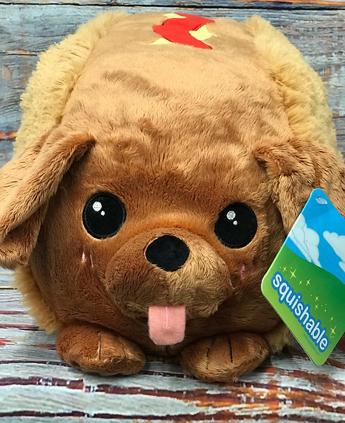 Squishable Dachshund Hot Dog
