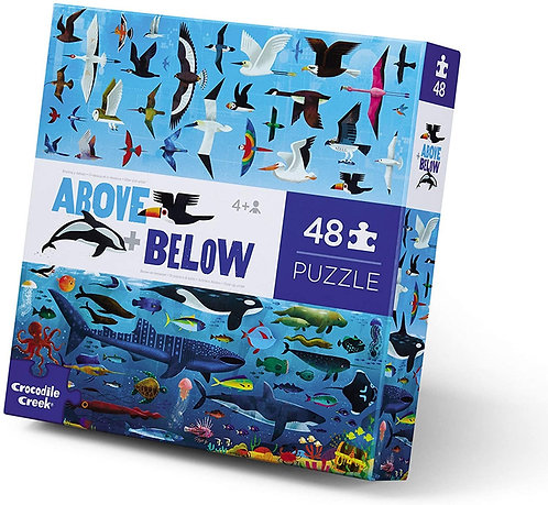 Above and Below Puzzle