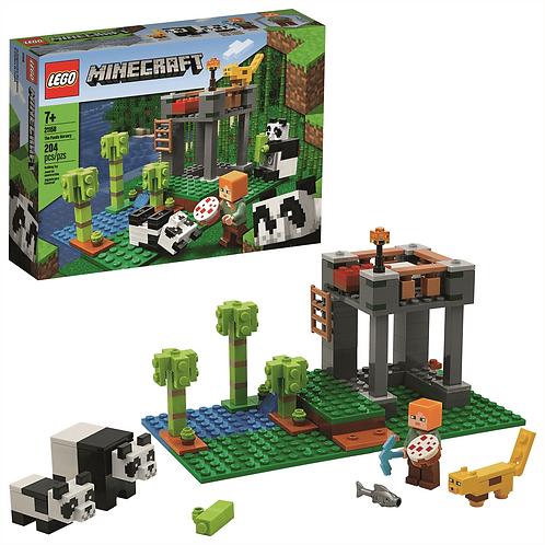 LEGO Minecraft: The Panda Nursery