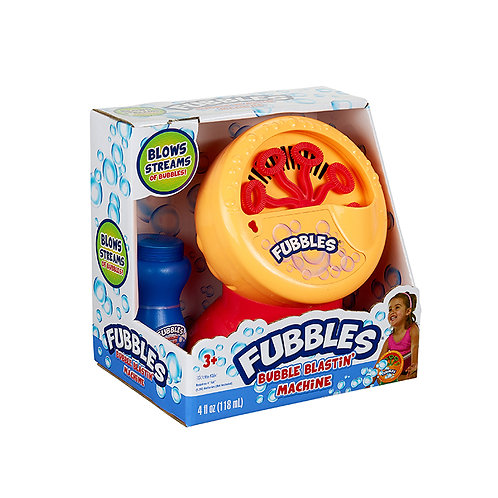 FUBBLES® BUBBLE BLASTIN' MACHINE