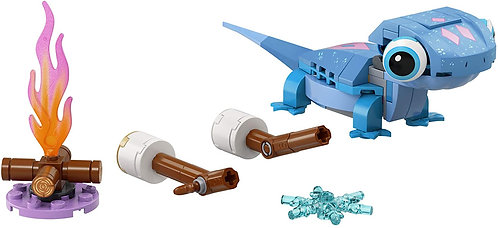 LEGO Disney Bruni The Salamander Buildable Character