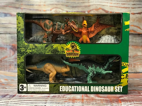 Educational Dinosaur Set