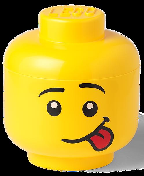 LEGO Storage Head Large Silly