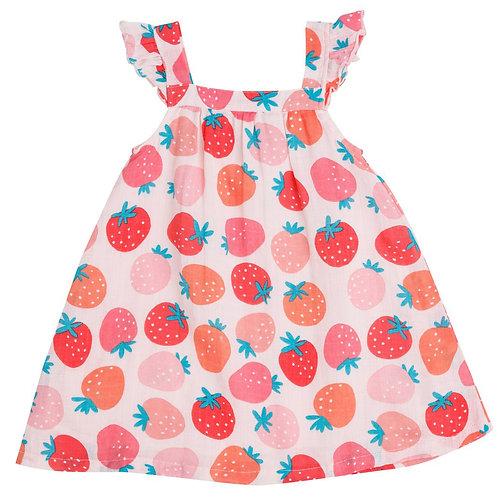 Strawberry Sundress - Baby
