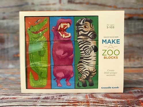 Make-A-Zoo Blocks