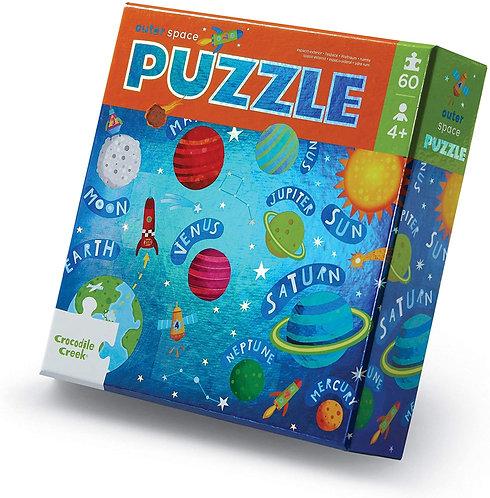 Crocodile Creek 60 pc. Jigsaw Puzzle