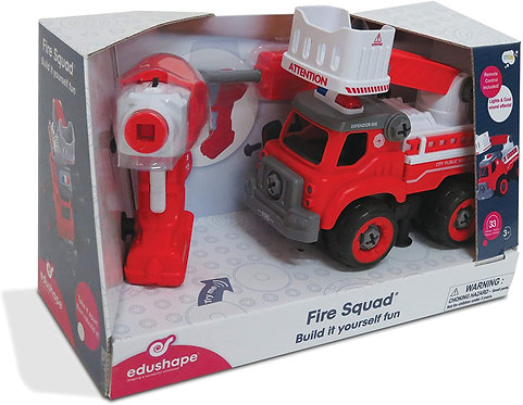 Fire Squad - Build It Yourself