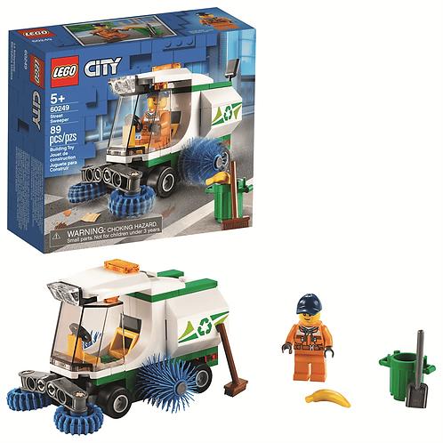 LEGO City: Street Sweeper