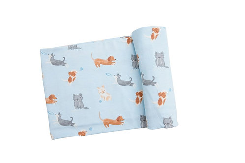 Puppy Play Swaddle