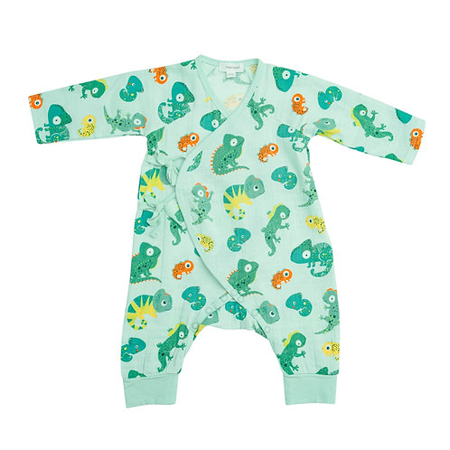 Lizards Coverall