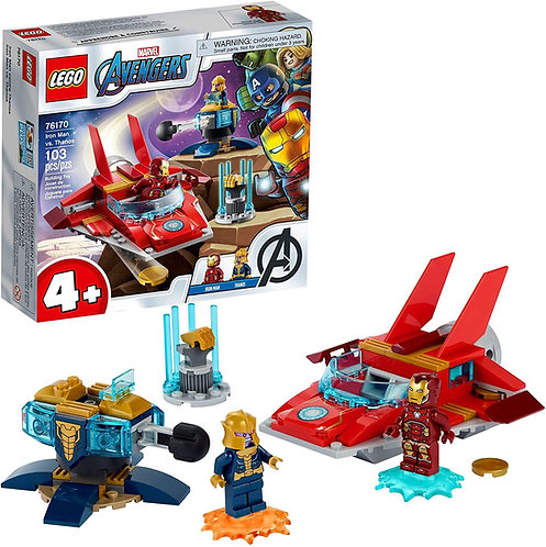 LEGO Marvel Avengers Iron Man vs. Thanos