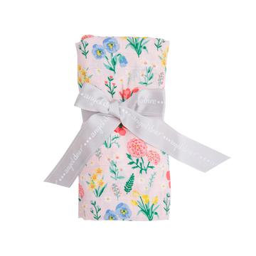 Floral Swaddle