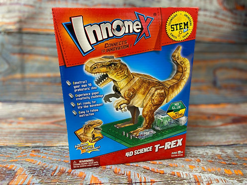 4D Science T-Rex