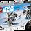 Thumbnail: LEGO Star Wars; AT-AT™ vs. Tauntaun™ Microfighters