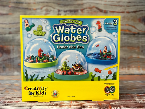 Make Your Own Water Globes