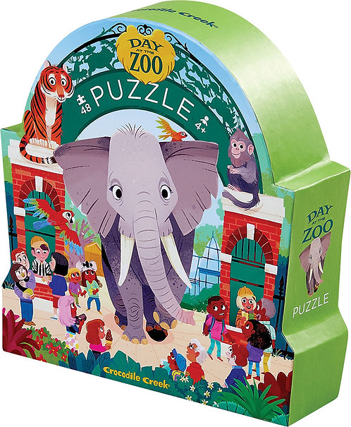 Crocodile Creek 48 pc Puzzle