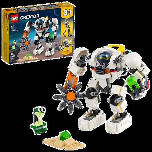 LEGO Creator: Space Mining Mech