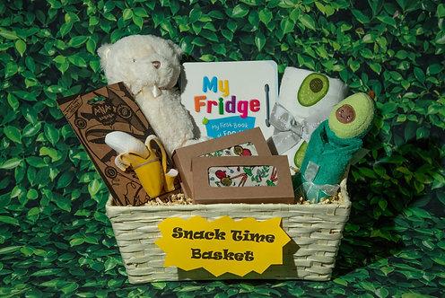 Snack Time Basket