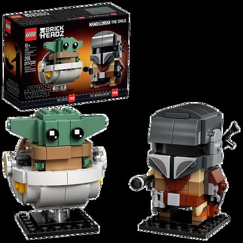 LEGO  Star Wars: The Mandalorian & the Child