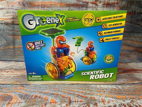 Scientific Robot