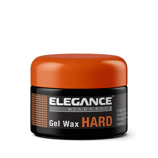 Elegance Gel Wax | Hair Gel Wax - Hard