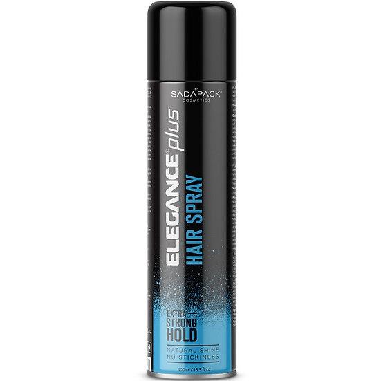 ELEGANCE Plus Hair Spray  | Strong Hold Hair Spray| Natural Shine