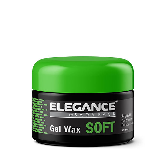 Elegance Gel Wax | Hair Gel Wax - Soft