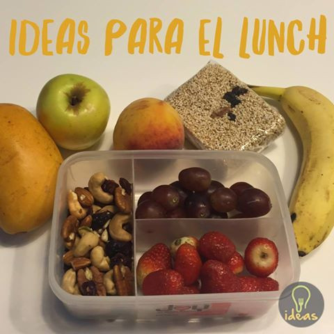 Lunches nutritivos