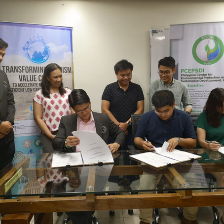 Trakaro: Sustainable Travels Partners with PCEPSDI
