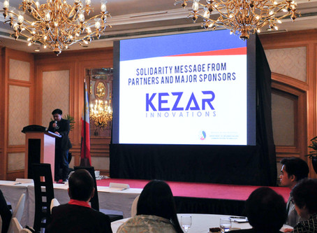 Kezar Innovations Sponsors the First Philippine e-Government Hackathon
