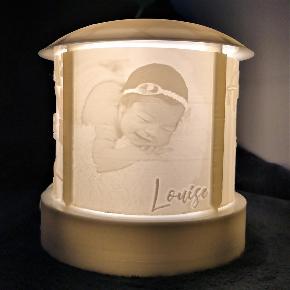 3DMemory Lamp