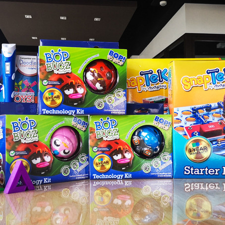 Filipino Toy Startup Partners with Kezar3D and Kezar Delta for Future Innovatours