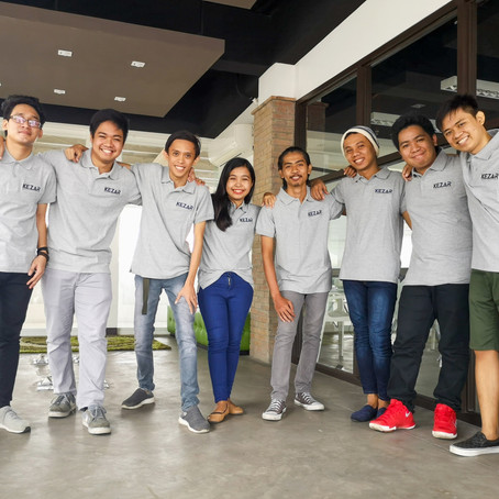 Filipino Startup, Kezar Innovations, Doubles Up with New Talent