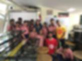 LASG Marathon Workshop with Future Hope-