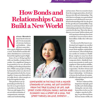 BW-30 April - Bonds and Relationship by
