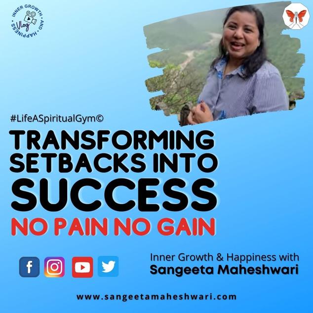 _Sangeeta Maheshwari - No Pain No Gain -