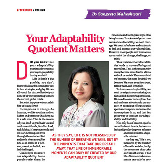 BW-10-24 July 2020 - Your Adaptability Q