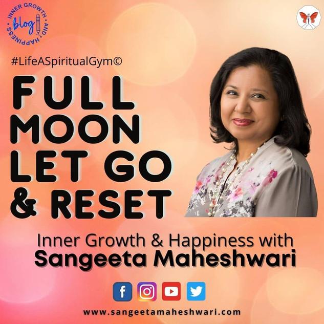 _Sangeeta Maheshwari - Full Moon Energy