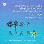 Sangeeta Maheshwari - little but often - inner growth and happiness