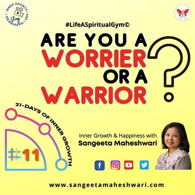 21-DAYS INNER GROWTH #11 _ Sangeeta Mahe