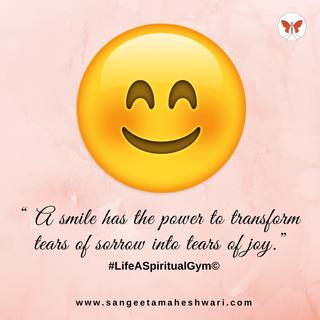 Sangeeta Maheshwari - smile - inner grow